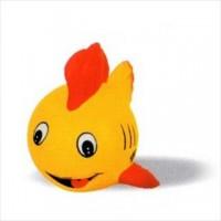 熱帯魚のマスコット有型
