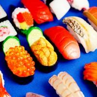 寿司マスコットいろいろ