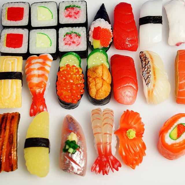 寿司マグネット多種